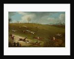 The St Albans Grand Steeplechase of March 8, 1832 by James Pollard