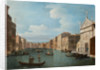Grand Canal, Venice by Italian School
