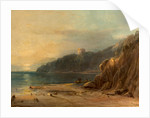 Coast Scene with Castle, 1850 by Horatio McCulloch