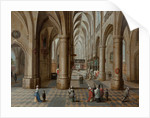 A Cathedral Interior 1657 by Peeter Peeter the Elder