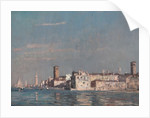 Venice from the Lagoon by Emma Ciardi