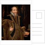 Portrait of a Nobleman, identified as King James VI and I by British School