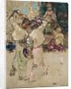 Figure studies by Edward Atkinson Hornel