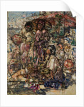 Burmese Water-carriers, c.1922-27 by Edward Atkinson Hornel