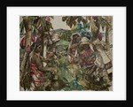 Ceylonese Tea Pickers, by Edward Atkinson Hornel