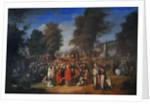 The Mauchline Holy Fair, c.1830 by Alexander Carse