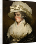 Sire Henry Raeburn Sarah, his wife, daughter of John, 13th Lord Sempill, 1788 by Sir Henry Raeburn