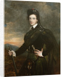 Francis Garden, Lord Gardenstone, 5th of Troup, in his Kilt and Plaid (1721-1793) by Tilly Kettle Kettle