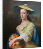 Elizabeth Graham of Airth, Wife of William MacDowall of Castle Semple and Garthland by William Mosman