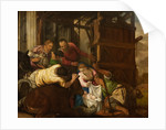 The Adoration of the Shepherds by Paolo Veronese