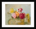 Roses by Hugh Ramsay