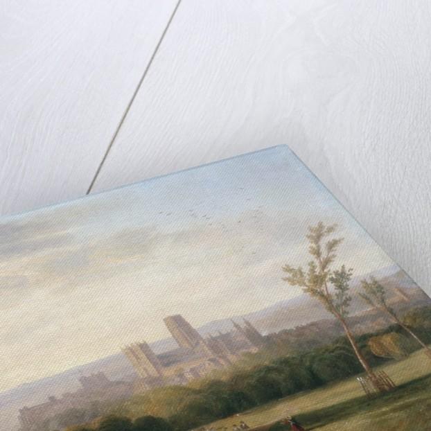 Durham by John Wilson Carmichael