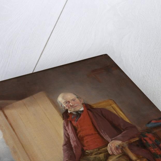 A Northumbrian Farmer by Thomas Sword Good
