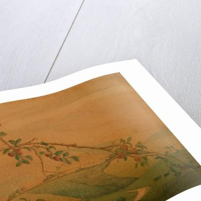 Landscape with Apple Tree by Valerius de Saedeleer