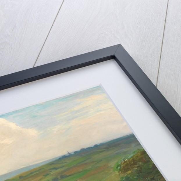 Haymaking by John Atkinson