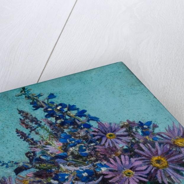 A Scheme in Blue by John Everett