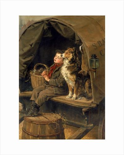 Last in Market by Ralph Hedley
