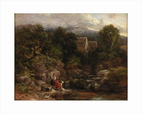 Pandy Mill by David Cox