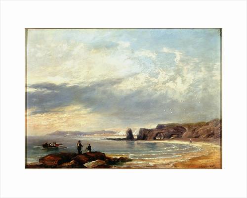 Marsden Rocks, Sunderland by John Wilson Carmichael