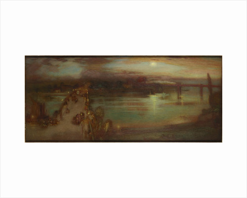 Putney Bridge by William Shackleton