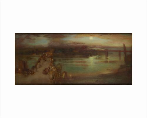 Putney Bridge by William Shackleton