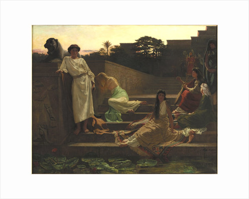 By the Waters of Babylon by Thomas Bowman Garvie