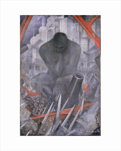 Twentieth Century by Christopher Richard Wynne Nevinson