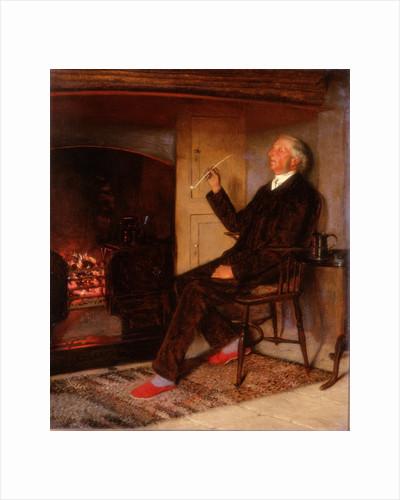 Parish Clerk of Lyndon by Thomas Bowman Garvie