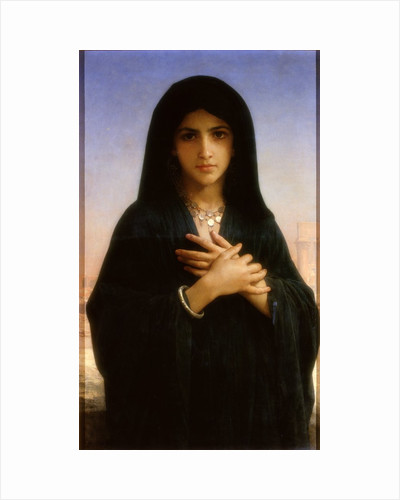 The Penitent by William Adolphe Bouguereau