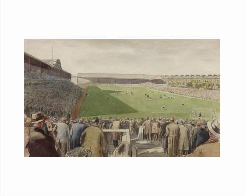 St James' Park Football Ground, Newcastle upon Tyne by Byron Eric Dawson
