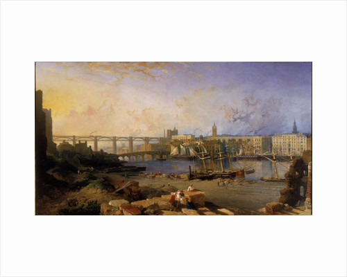 Newcastle upon Tyne by Edmund John Niemann