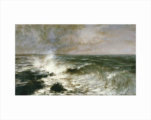 Seascape by John Falconar Slater