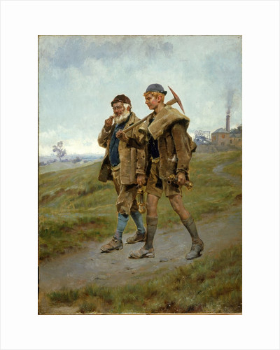 Going Home by Ralph Hedley
