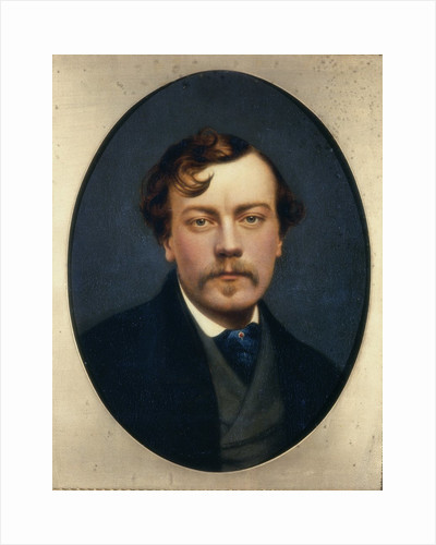 Self-Portrait by George Hepper