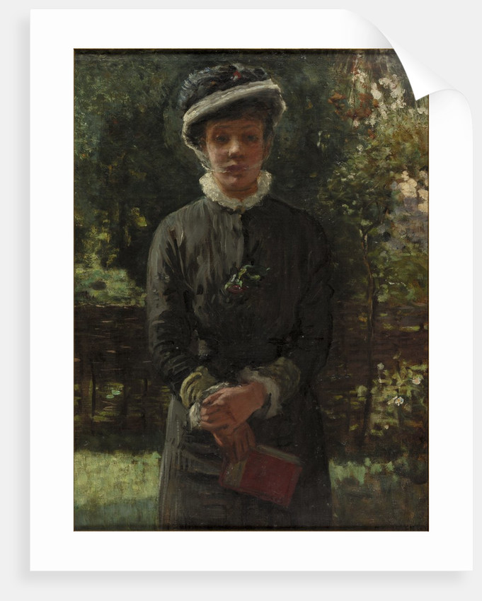 Contemplation by Sir George Clausen