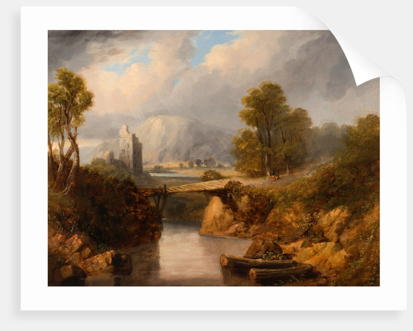 Inverlochy by Horatio McCullough