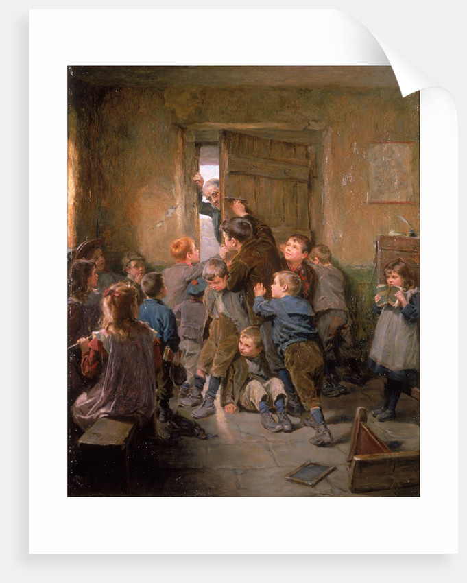 Barred Out (29th May) by Ralph Hedley