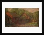 Farm Buildings by Arthur Lowe