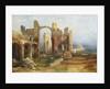 Lindisfarne Priory by Thomas Miles Richardson Senior