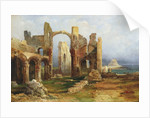 Lindisfarne Priory by Thomas Miles Richardson Senior