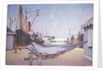Le Havre by Edward Wadsworth