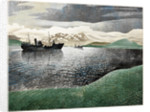 Norway by Eric Ravilious