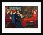 Laus Veneris by Sir Edward Coley Burne-Jones