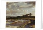 A Sand Pit by Arthur A. Friedenson