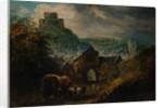 Glastonbury by Henry Perlee Parker