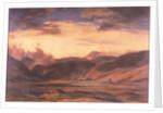 Balquhidder by Sir David Young Cameron