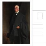 Henry Richardson by John Singer Sargent