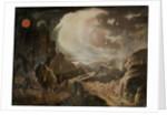 Biblical Destruction Scene by John Martin