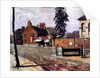 At The Edge of Epping by Elwin Hay Hawthorne