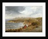 Tynemouth from Cullercoats by John Wilson Carmichael